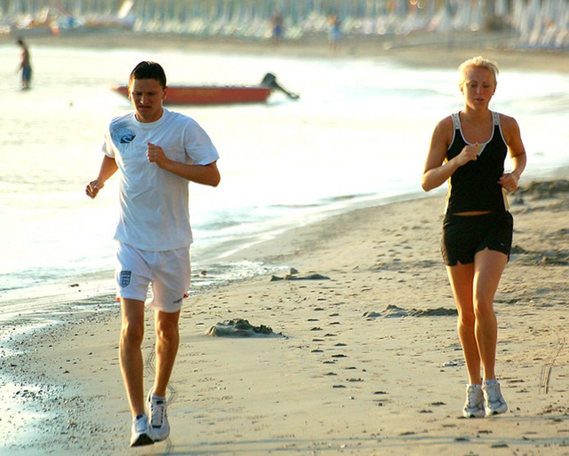 exercise-couple